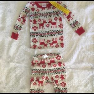 Brand new Hannah Andersson pajamas 18-24 months